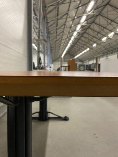 Retro Stiliaus Konferencinis Stalas 210x90cm, Švedija