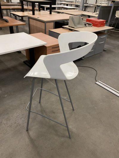 Metalmobil Arredo Ibis Balta baro Kėdė, Švedija