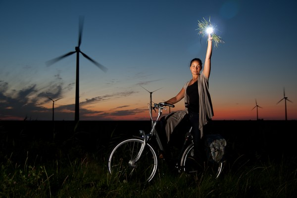 """Tweede plaats in de categorie """"duurzaam"""" van de NG fotowedstrijd 2011"""