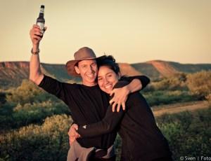 Ik ga samen met m'n vriend Fida een half jaar op reis! Volg onze reisverhalen op www.svenfida.nl