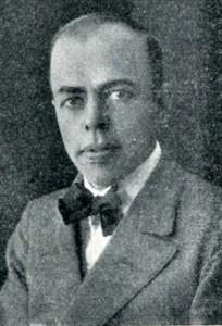 Tor Otto Fredlin photograph