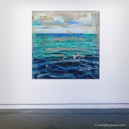 La Mer - Mixed Media Works by Sven Pfrommer