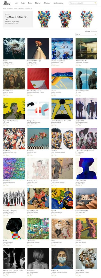 The-Shape-Of-It-Art-Collection-The-Artling