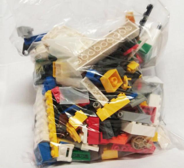 Lego Steine Bunt