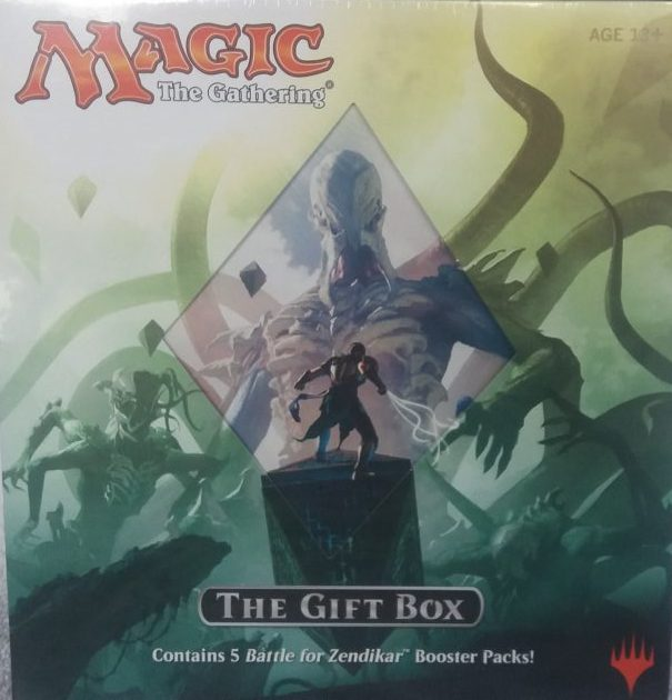Magic-The Gathering (The Gift Box)