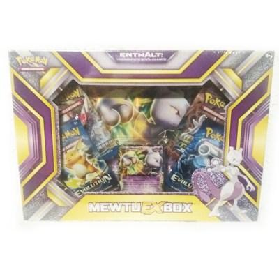 Pokemon – Ex Box Mewtu
