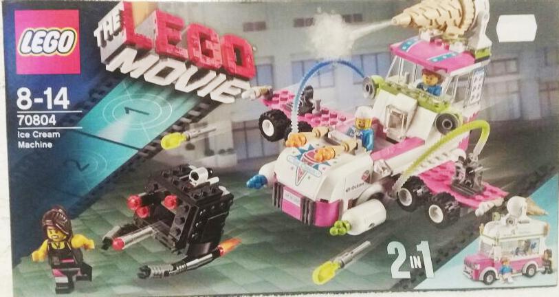 Lego Movie 70804