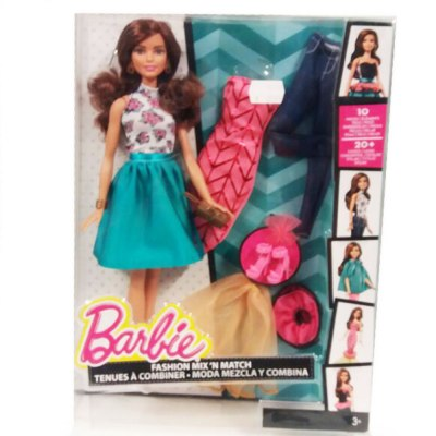 Barbie Fashion Mix