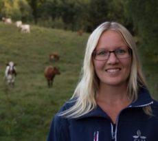 Frida Lundmark - Hedersmedlem 2017