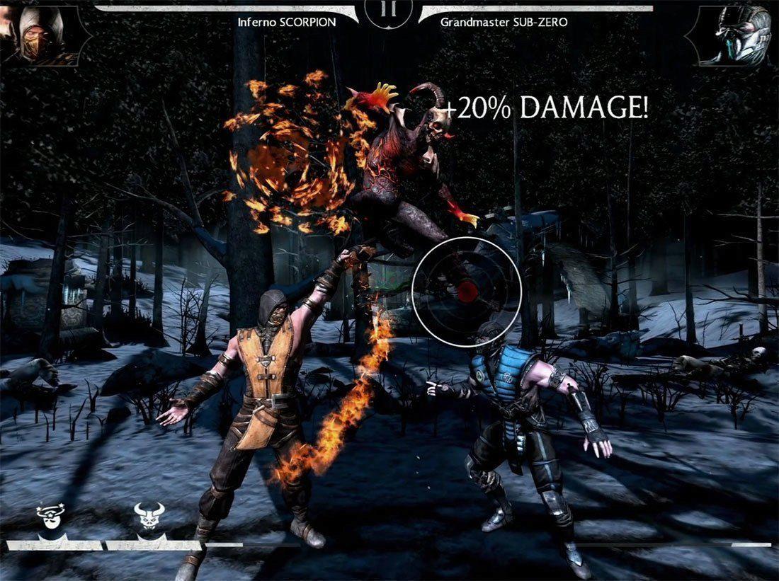 Image Result For Mortal Kombat X Androida