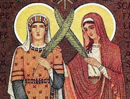 7.3. – svv. Perpetua i Felicita, mučenice