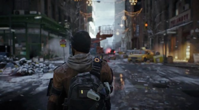 The Division will be made into a movie