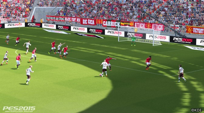 PES 2015 updates & patches