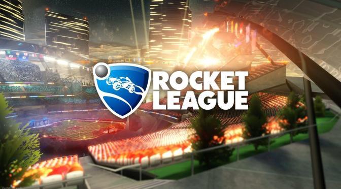 ROCKET LEAGUE getting DLC in august