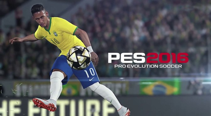 PES 2016 new trailer