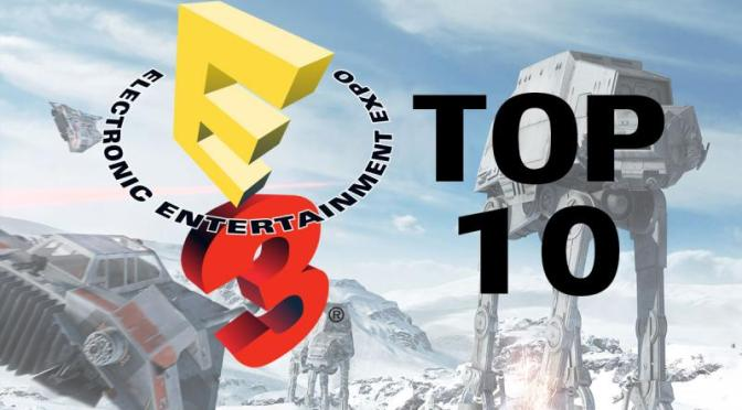 Most promising games of E3 2015