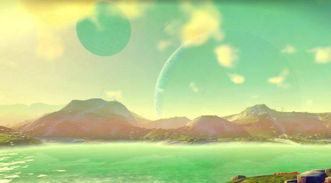No Man's Sky reveal launch trailer