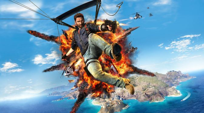 Square Enix Wants Players to Make Just Cause 3 Trailer