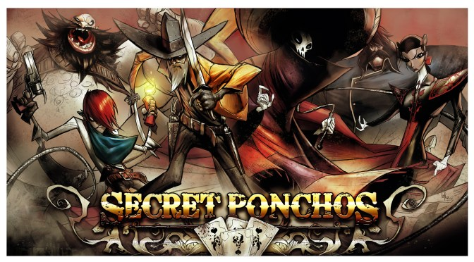 Secret Ponchos out of Early Access from yesterday
