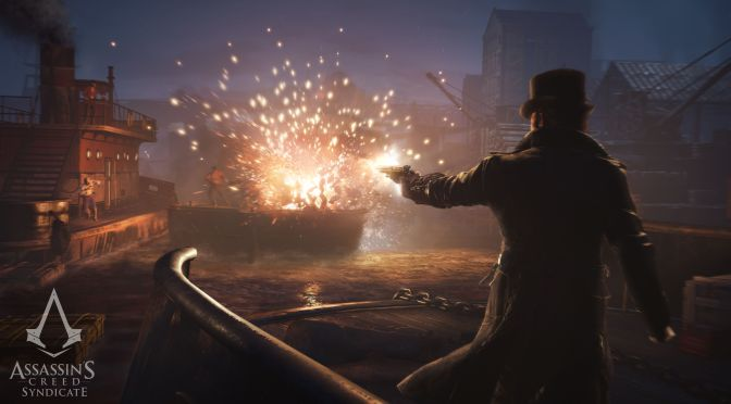 AC SYNDICATE patch 1.3.1 & Jack the Ripper DLC