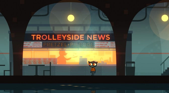 Night in the Woods coming this fall