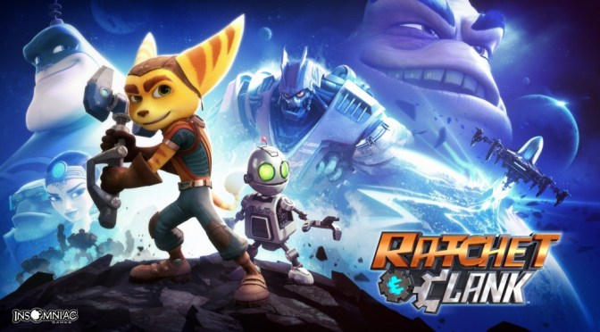 Ratchet & Clank movie coming soon