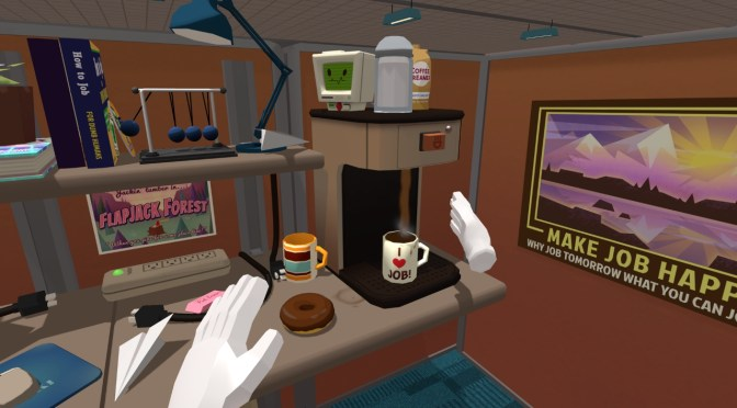 JOB SIMULATOR review
