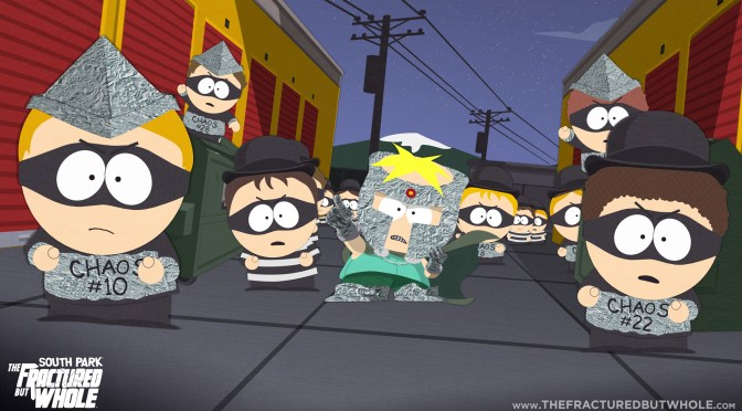 South Park The Fractured But Whole has been delayed