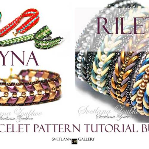 Riletta Tyna Bead Pattern Bundle