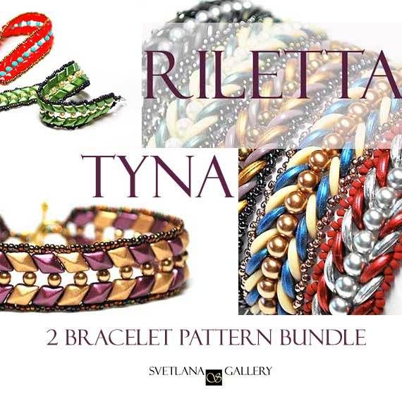 Riletta Tyna Bead Pattern Bundle