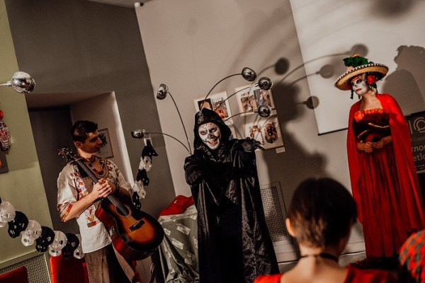 Ночь искусств по-мексикански