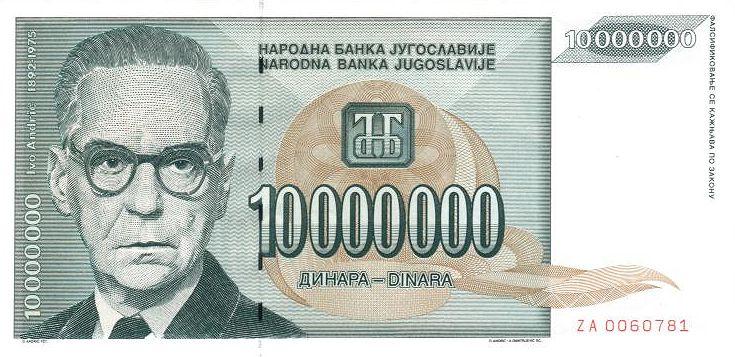 10 miliona