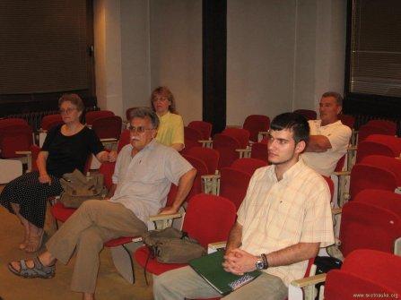 Predstavnici astronomskih društava, članova SAAS