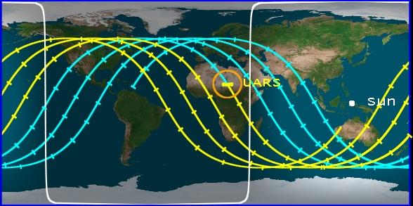 Pad satelita UARS (dopuna 2) 1