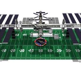 Nogometni stadion u svemiru 3