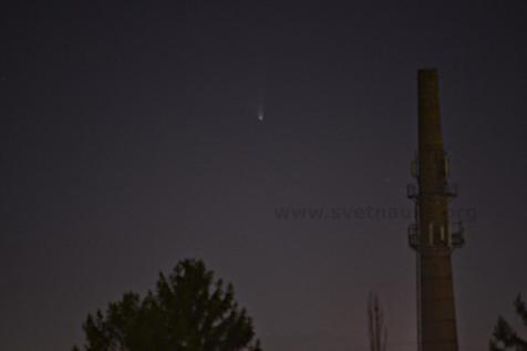 Kometa Pan STARRS (19. mart)