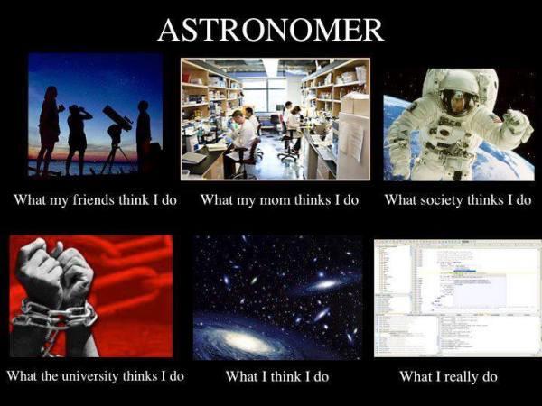 Slika dana: Šta rade astronomi [23.08.2013]