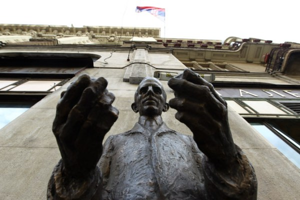 Slika dana: Nikola Tesla u Nju Jorku [25.09.2013]