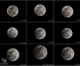 """Delimično """"pomračenje"""" Meseca [18.10.2013] 12"""