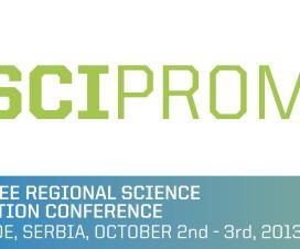 UNESCO научнопопуларна конференција (SCIPROM) у Београду 1