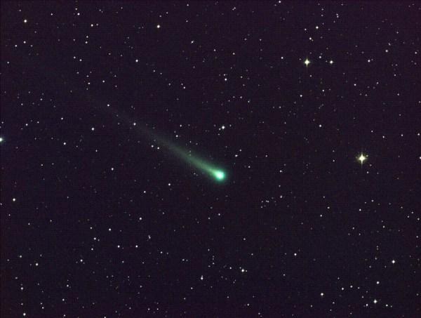 Slika dana: Kometa ISON [18.11.2013]