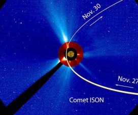 Kometa ISON - dobre vesti? 6