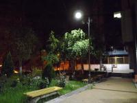 Nova LED rasveta u dvorištu PMF-a