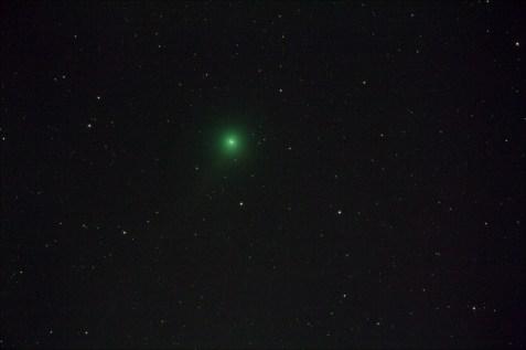 Kometa C2014q2 (Foto: Bojan Štajcar, Australija)