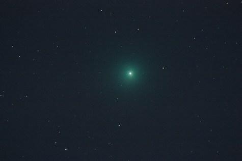 Kometa C2014q2 (Foto: Danijel Reponj, Hrvatska)