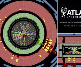  Prvi snimci sudara protona na 13 ТеV 9