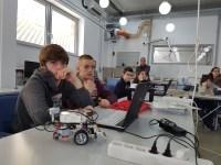 Petnica: Roboti za škole 1