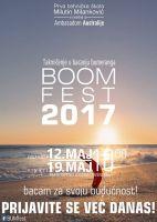 """Prijave za takmičenje u bacanju bumeranga """"Boom Fest 6"""" 1"""