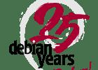 Debian GNULinux - 25 godina kasnije 2