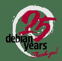 Debian GNULinux - 25 godina kasnije 1